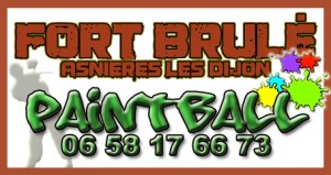 Fort Brulé paintball Dijon logo